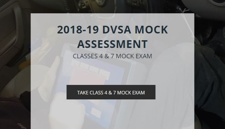 Introducing our mock annual assessment…