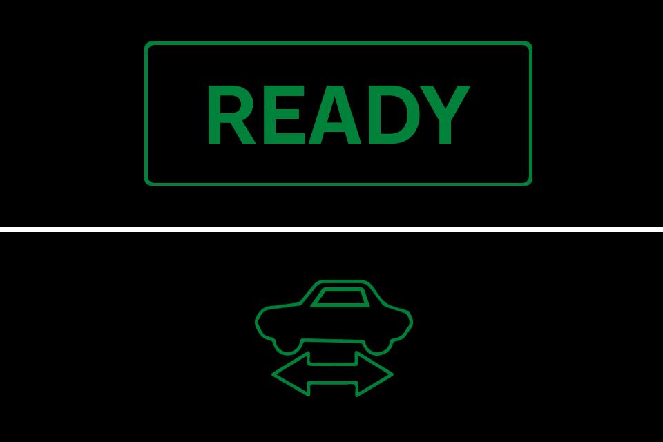 READY Button