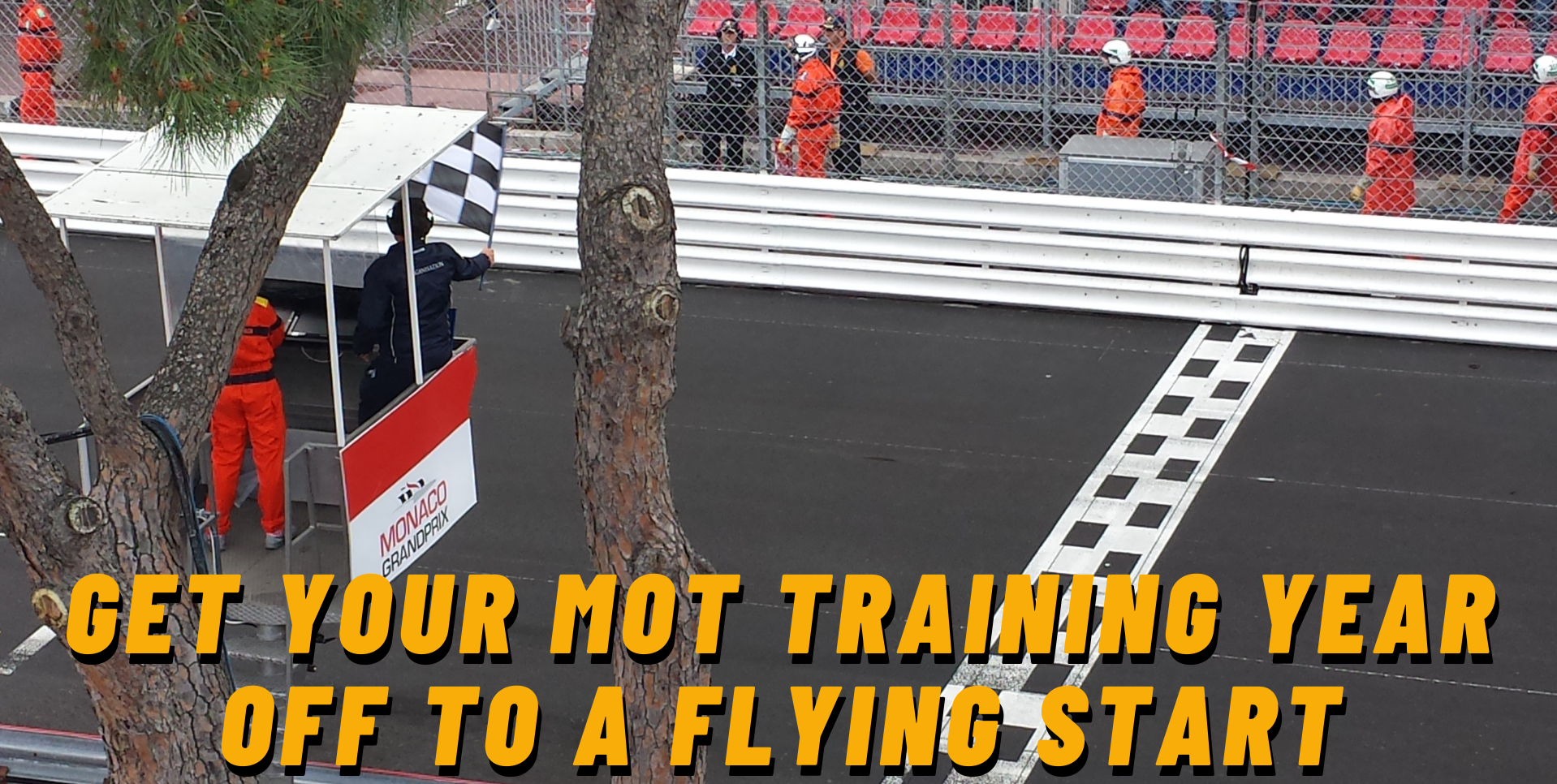 Get the 2021/22 MOT Training year off to a flying start